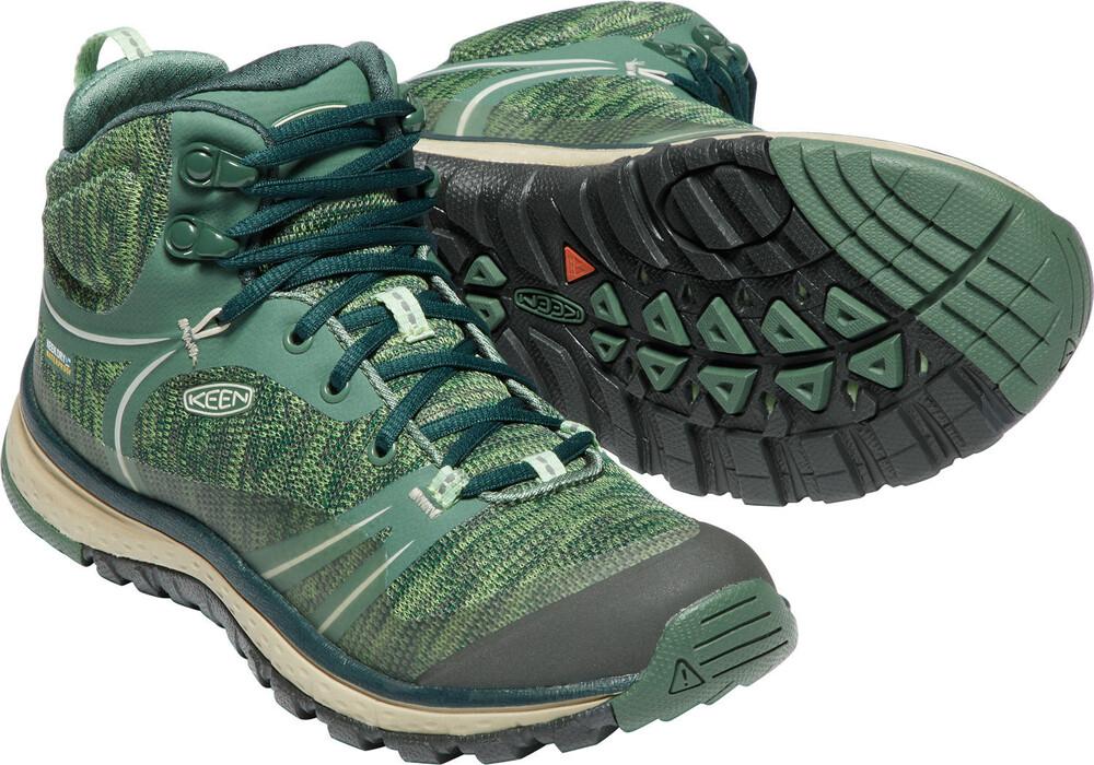 Chaussures Vert Vif Zskbz